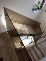 balustrada sticla bronz 8
