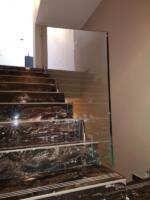 balustrada sticla securizata de 12mm
